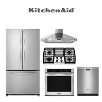 KitchenAid Premium Built-In Kitchen Package
