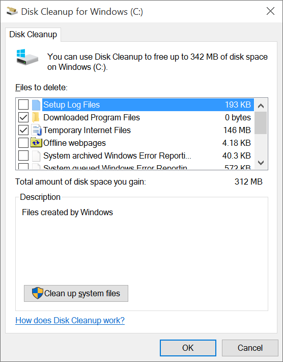 Clear Temporary Internet Files For All Users